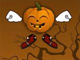 Finger Balance Halloween