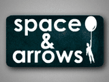 space & arrows